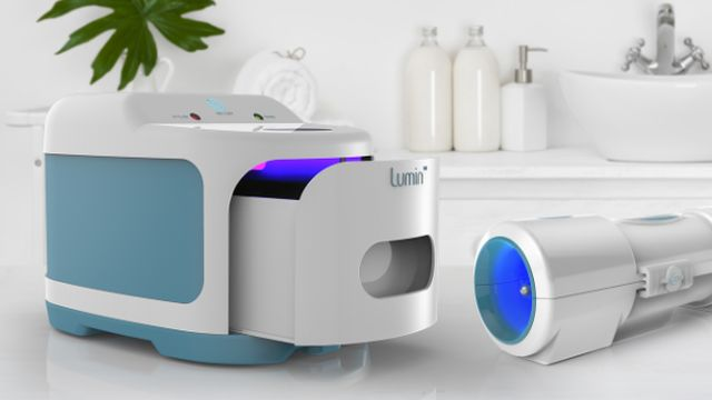 lumin cpap cleaner and bullet bundle